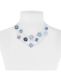 Collier Caracol 1117 bleu