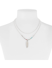 Collier Caracol 1124 argent