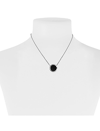 collier caracol 1176-blk