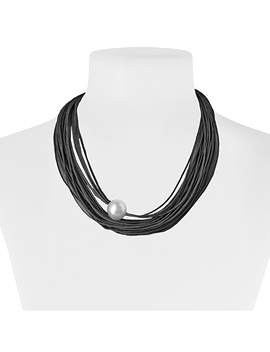 collier caracol 1195-blk