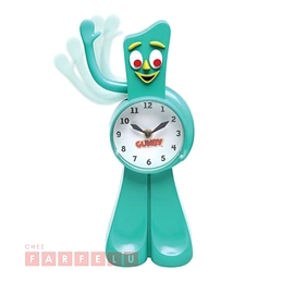 Horloge Gumby