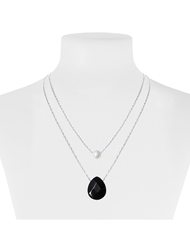 Collier Caracol 1012-slv argent