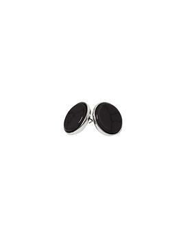 Boucles d'oreilles Caracol 2148 noir