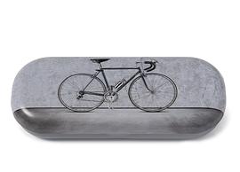 Étui à lunettes, Bicyclette