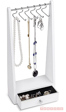 Porte-bijoux Umbra blanc