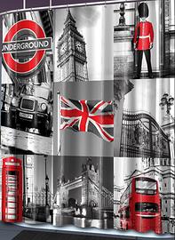 Rideau de douche London