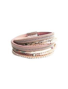 Bracelet Caracol 3051 rose