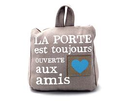 Butoir gris La Porte...