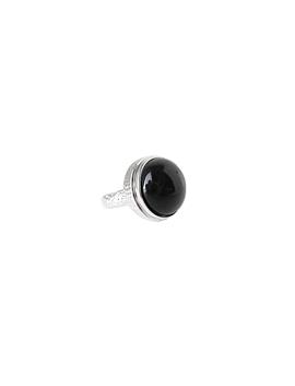 Bague Caracol 4027 noir