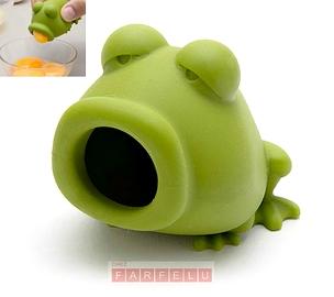 Séparateur de jaune d'œuf Yolk Frog Grenouille