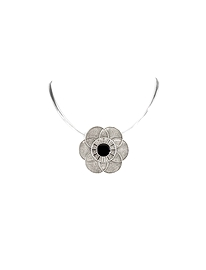 Collier Caracol 1055-slv argent