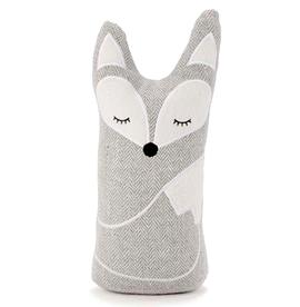Grey Fox, door stop 2