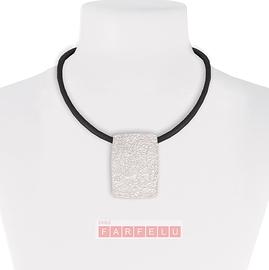 Bijou Caracol Collier 1047 noir