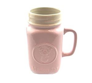 Tasse Mason en céramique rose