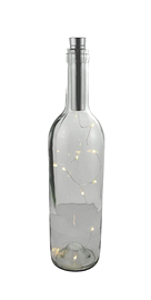 Bouteille lumineuse del