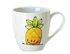 Collection Anou, Tasse Ananas