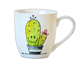 Collection Anou, Tasse Cactus 1