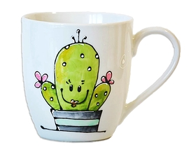 Collection Anou, Tasse Cactus 2