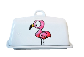 Collection Anou, Beurrier Flamant Rose