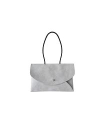 Mini sac Caracol 7008 argent