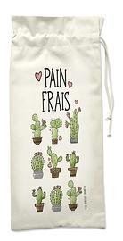 Sac à pain, Cactus