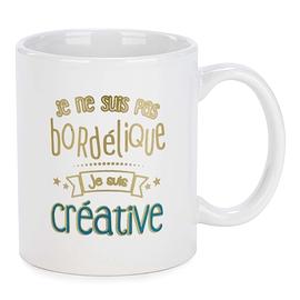 Tasse, Je Suis Créative...