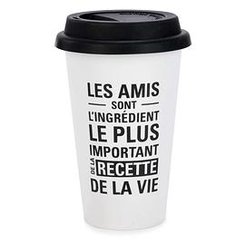 Tasse de transport, Les Amis Sont l'Ingrédient...
