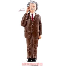 Figurine à énergie solaire Einstein Solar