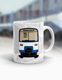 Tasse, métro MR-63 #STM