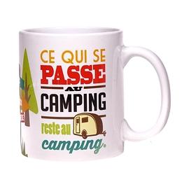 Tasse Ce qui se passe au camping