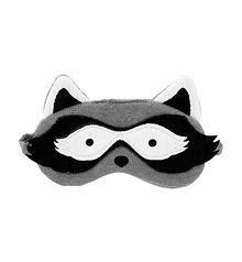 Le masque pour les yeux de la plaquemine