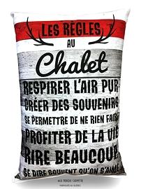 Coussin BDL, Les Règles au Chalet