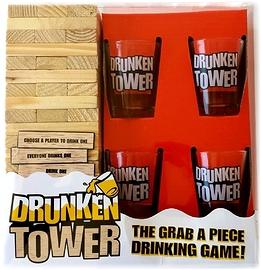 Jeu à boire Drunken tower game jenga