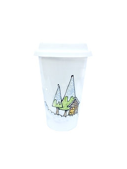 Collection Anou Tasse de voyage Chalet