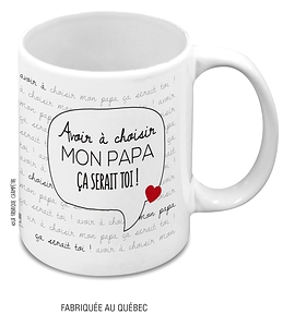 Tasse Papa Collection Exclusive