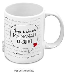 Tasse Maman Collection Exclusive