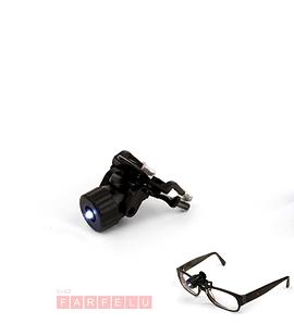 Lampe projecteur avec clip