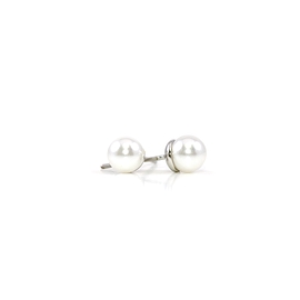 Boucles d'oreilles Caracol 2076-wte blanc