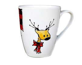 Collection Anou tasse cerf