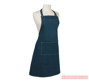 Tablier en denim Now Design