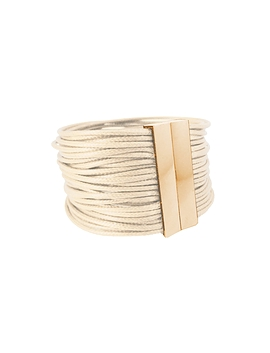 Bracelet Caracol 3059-bge beige