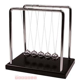 Energie cinétique Newton's cradle
