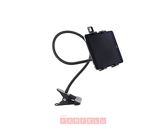 Support pour tablette avec bras flexible