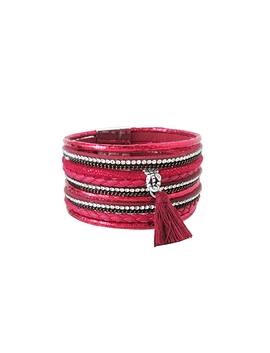 Bracelet Caracol 3053-red rouge