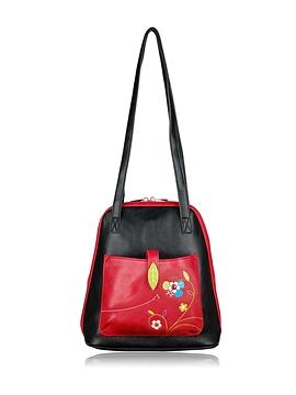 sac espe floria, rouge