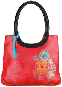 Sac Espe Flurry Tote rouge