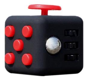 Le Gidget Widget inspiré du Fidget Cube, noir