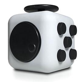 Le Gidget Widget inspiré du Fidget Cube, blanc