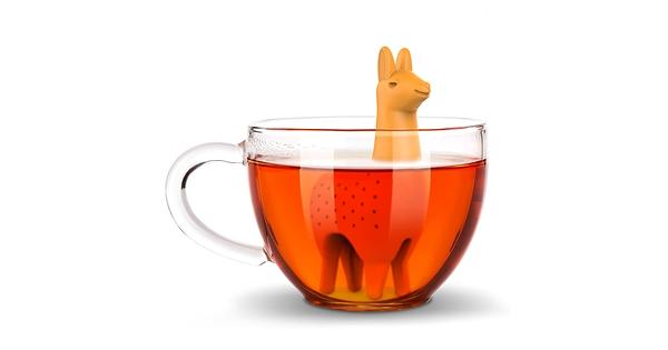 Infuseur th como tea llama chez farfelu - Infuseur a the rigolo ...