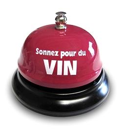 Sonnette Sonnez Pour Du Vin